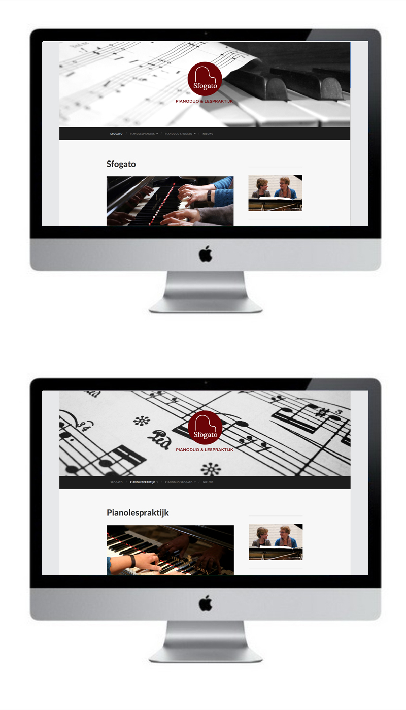 Sfogato_website